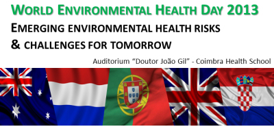 Health School Will Be Celebrating World Environmental Day 2013 With A Serie Of 4 Workshops And Auditorial Presentaions Including International