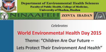 2015 Nigeria University Of Ibadan Department Environmental Health Sciences