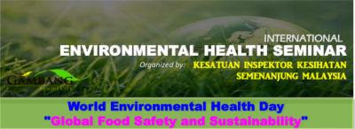 World Environmental Health Day