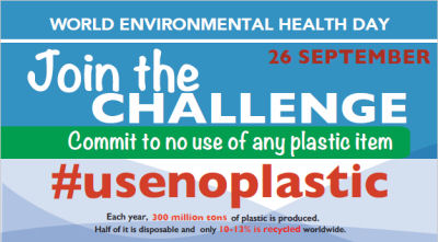 World Environmental Health Day